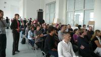 3. Unternehmerstammtisch Leipziger Westen in der LEIPZIG SCHOOL OF DESIGN