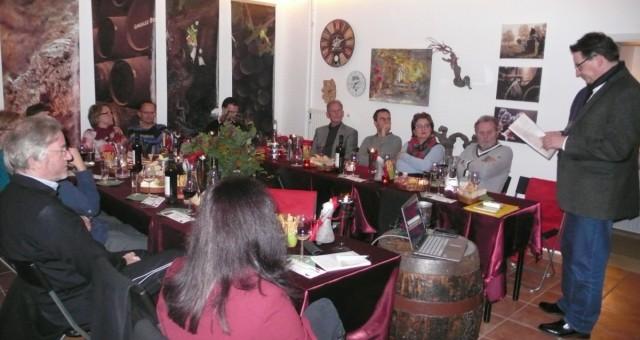 2. Gründer- und Unternehmertreff Georg-Schumann-Straße bei Weine & Events (W)einstein