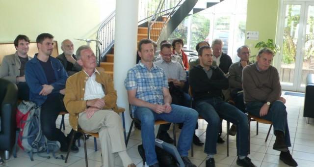5. Gründer- und Unternehmertreff Georg-Schumann-Straße bei grünRAUM Zentrum für Gesundheit und Freizeitgestaltung