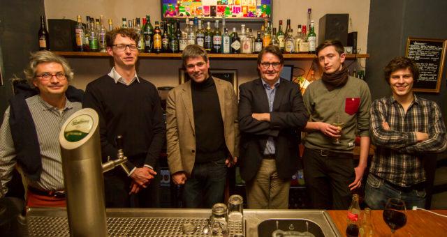 27. Unternehmerstammtisch Leipziger Westen bei RUDI Bar