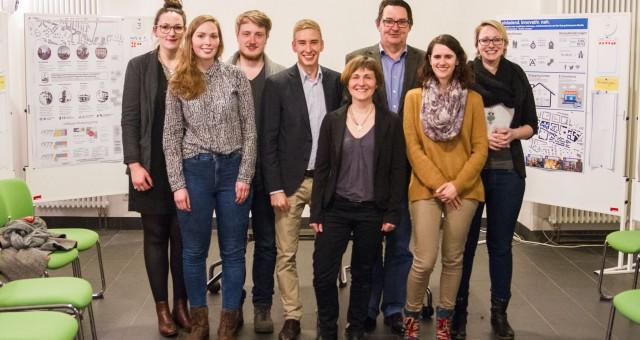 8. Gründer- und Unternehmertreff Georg-Schumann-Straße im Infozentrum