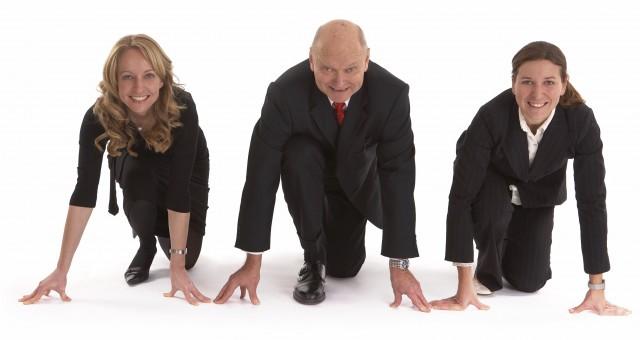 Förderprogramm UnternehmensWert:Mensch startet neu