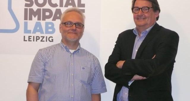 28. Unternehmerstammtisch Leipziger Westen im SOCIAL IMPACT LAB Leipzig