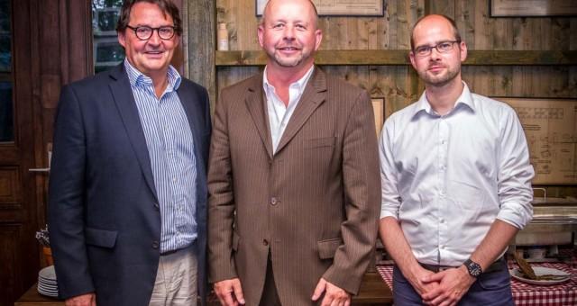 29. Unternehmerstammtisch Leipziger Westen bei DATA-team GmbH