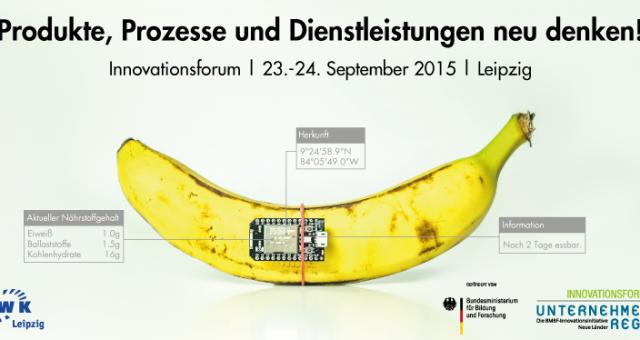 emdedded innovation – oder was hat eine Banane mit Digital zu tun?