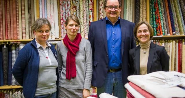11. Gründer- und Unternehmertreff Georg-Schumann-Straße im Stoffekontor