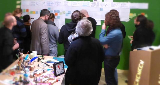Smarte Ideenfindung für eine Smart City