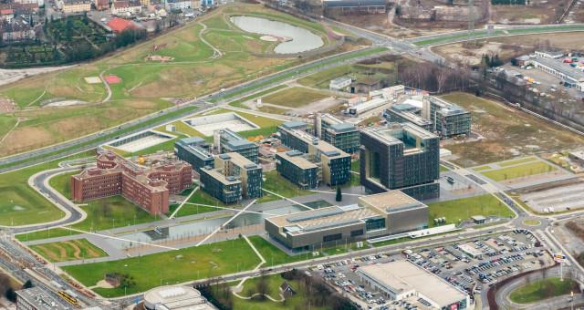 Campus der Innovationen in bezahlbaren Räumen