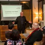 32. Unternehmerstammtisch Leipziger Westen im Stelzenhaus