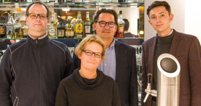 36. Unternehmerstammtisch Leipziger Westen im PING PING