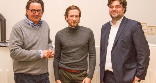 16. Gründer- und Unternehmertreff im STUDIO OINK