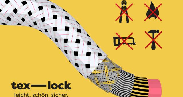 Leipziger Startup tex—lock entwickelt innovatives Fahrradschloss