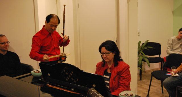 17. Gründer- und Unternehmertreff in der Klavierschule Olbrich