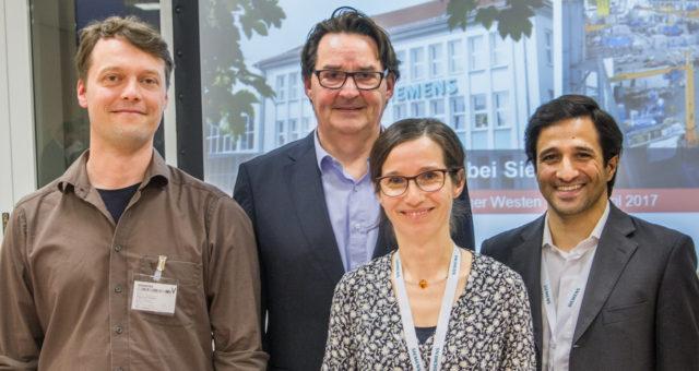 38. Unternehmerstammtisch Leipziger Westen bei Siemens Compressor Systems GmbH