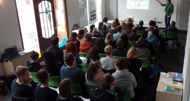 Kooperationsprojekt #3 zwischen Uni-Leipzig, HTWK und Magistralenmanagement Georg-Schumann-Straße