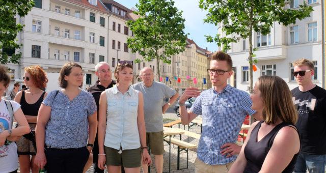 """Kooperation """"Schöne Aussicht"""" mit Universität, HTWK und Stadt Leipzig geht in die dritte Runde"""