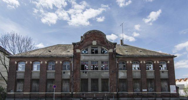 Neues Zentrum für Stadtentwicklung in der alten Glasfabrik