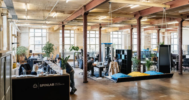 Einladung zum 41. Unternehmerstammtisch Leipziger Westen im SpinLab