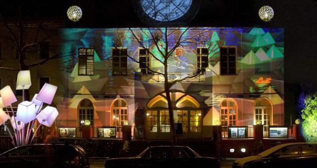 Lichtspiele des Westens auf der Karl-Heine-Straße