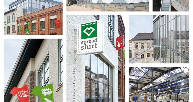 Einladung zum 44. Unternehmerstammtisch Leipziger Westen bei Spreadshirt