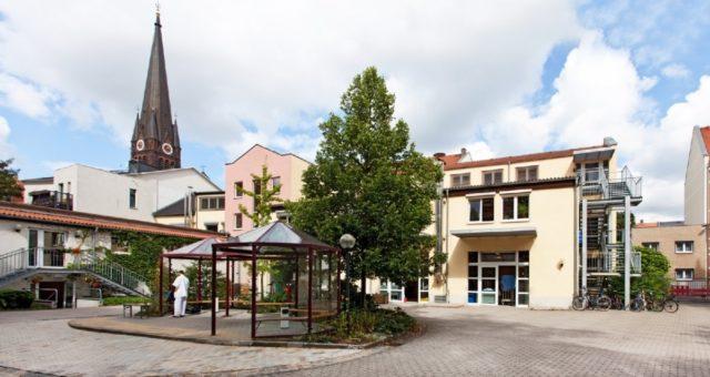 Einladung zum 46. Unternehmerstammtisch Leipziger Westen in den Lindenwerkstätten der Diakonie