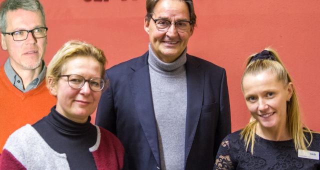47. Unternehmerstammtisch Leipziger Westen bei RealLAB