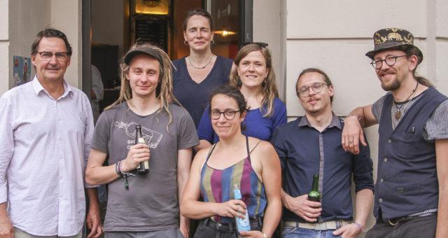 49. Unternehmerstammtisch Leipziger Westen bei Glas & Bohne