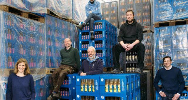 Großes Jubiläum: Der Unternehmerstammtisch Leipziger Westen feiert den 50. bei Egenberger Lebensmittel