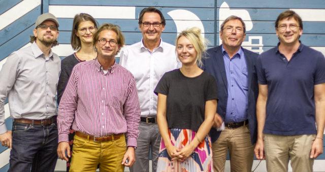 50. Unternehmerstammtisch Leipziger Westen bei Egenberger Lebensmittel