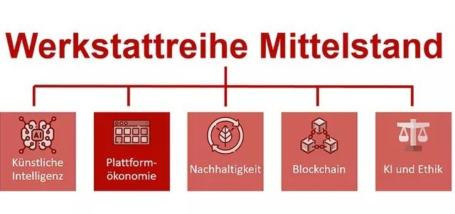 Mittelstand 4.0 Kompetenzzentrum eStandards: Plattformökonomie