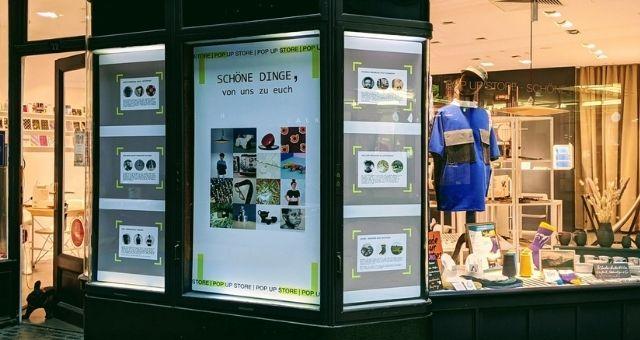 Ideenwettbewerb Pop-Up Store Leipzig